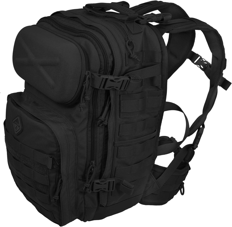 HAZARD4(ハザード4) Patrol Pack Thermo Cap Daypack ブラック 黒