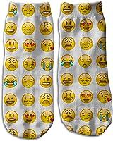Custom Ankle Socks customized sport - top ten emojis