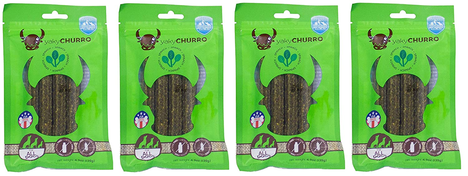 Hdc Yaky Snacks Churro Vegetable, One Size F ur Pa k