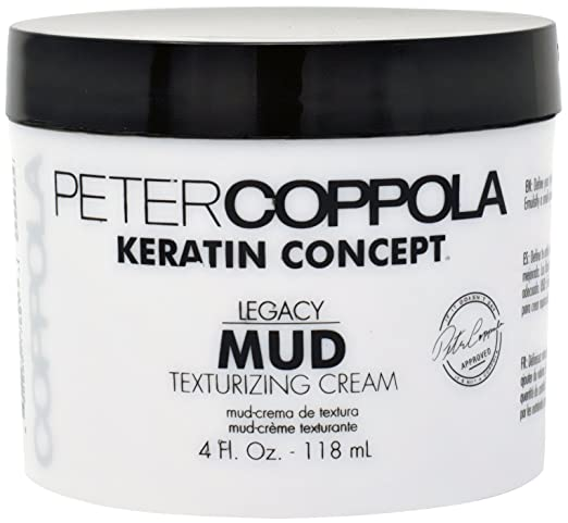 Amazon.com : Peter Coppola MUD Styling Clay - Soft Touch, Medium Hold, Versatile, Grooming Clay for Styling, (4OZ) Texturizing & Grooming for Men and Women ...