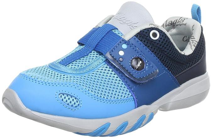 Glagla Classic 101056 - Zapatillas para mujer, color azul, talla 37