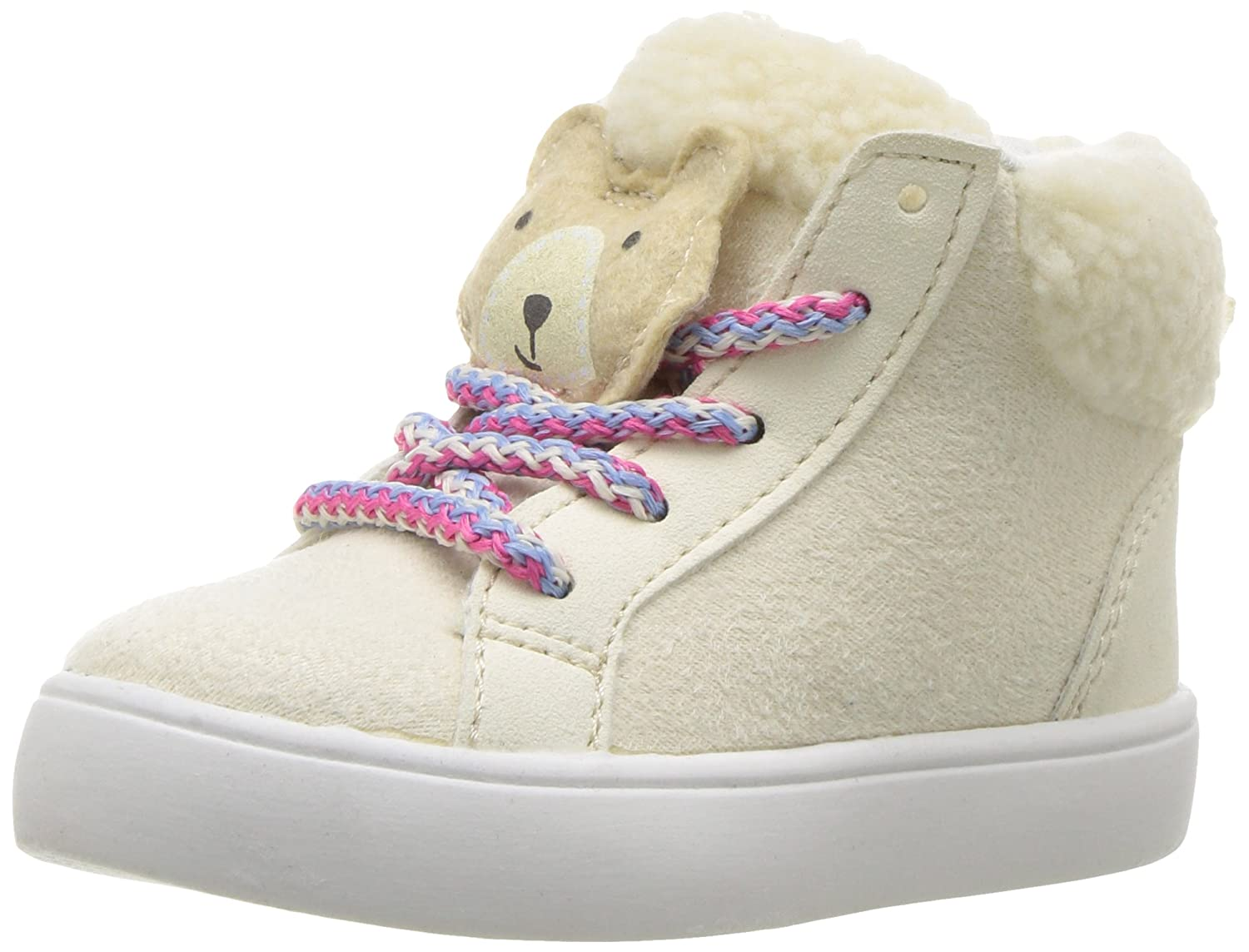 4fb05f60b7bd carter s Kids Sydney3 Girl s Novelty High-Top Casual Sneaker