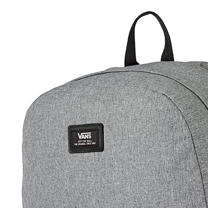 Vans Old Skool II Logo Grey Backpack
