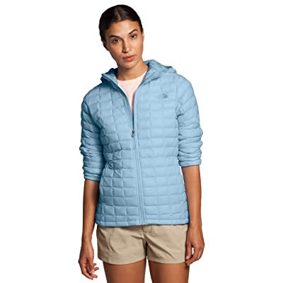 The North Face Women's Thermoball Eco Insulated Hooded Jacket: Clothing