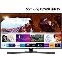Samsung 43-Inch Ru7400 Dynamic crystal Colour HDR Smart 4K TV