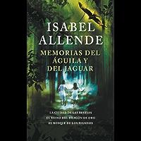 Memorias del águila y del jaguar (Spanish Edition)