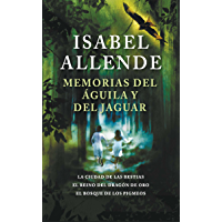 Memorias del águila y del jaguar (Spanish Edition) book cover