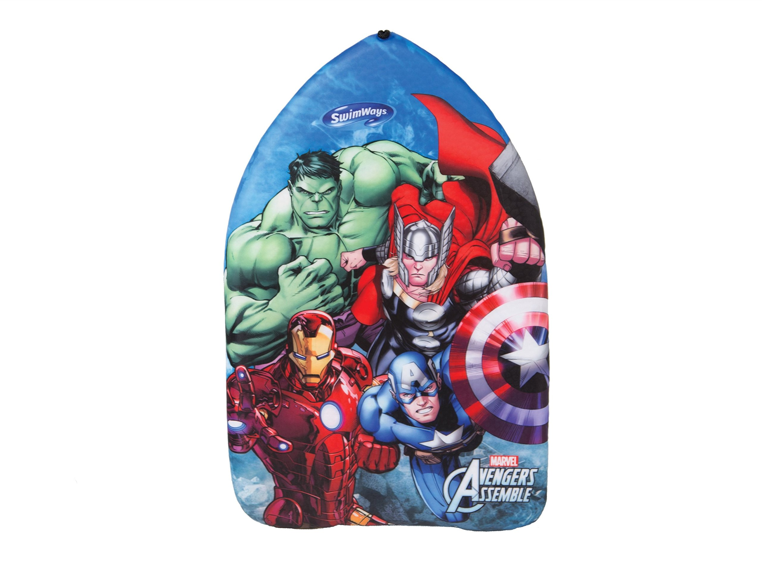 SwimWays Marvel Kickboard