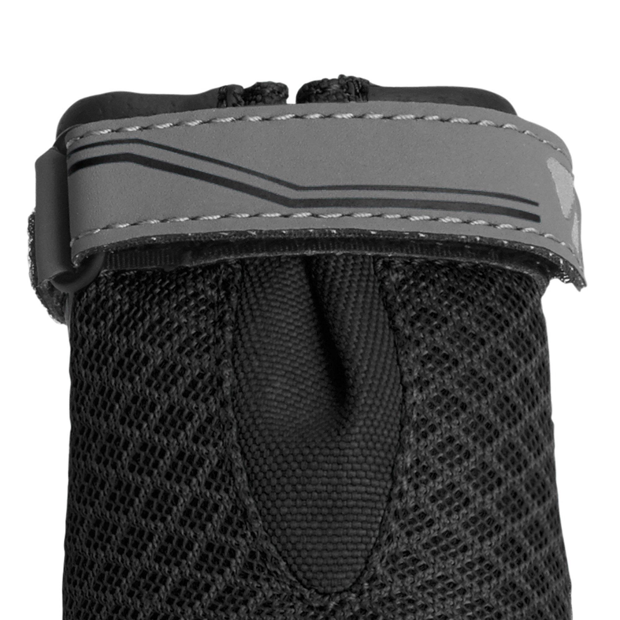 RUFFWEAR 15202-001300 - Grip Trex, All-Terrain Paw Wear for Dogs, Obsidian Black, 3.0 in (Set of 4) by RUFFWEAR (Image #3)