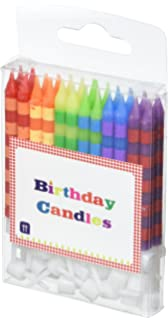 Set 10 Stück für Geburtstagszüge Goki 60860 Geburtstagskerzen bunt