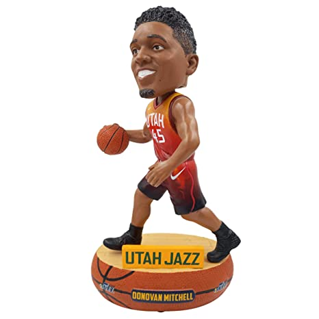 Image Unavailable. Image not available for. Color  FOCO Donovan Mitchell  Utah Jazz Baller Special Edition Bobblehead NBA 1bf0a5c36