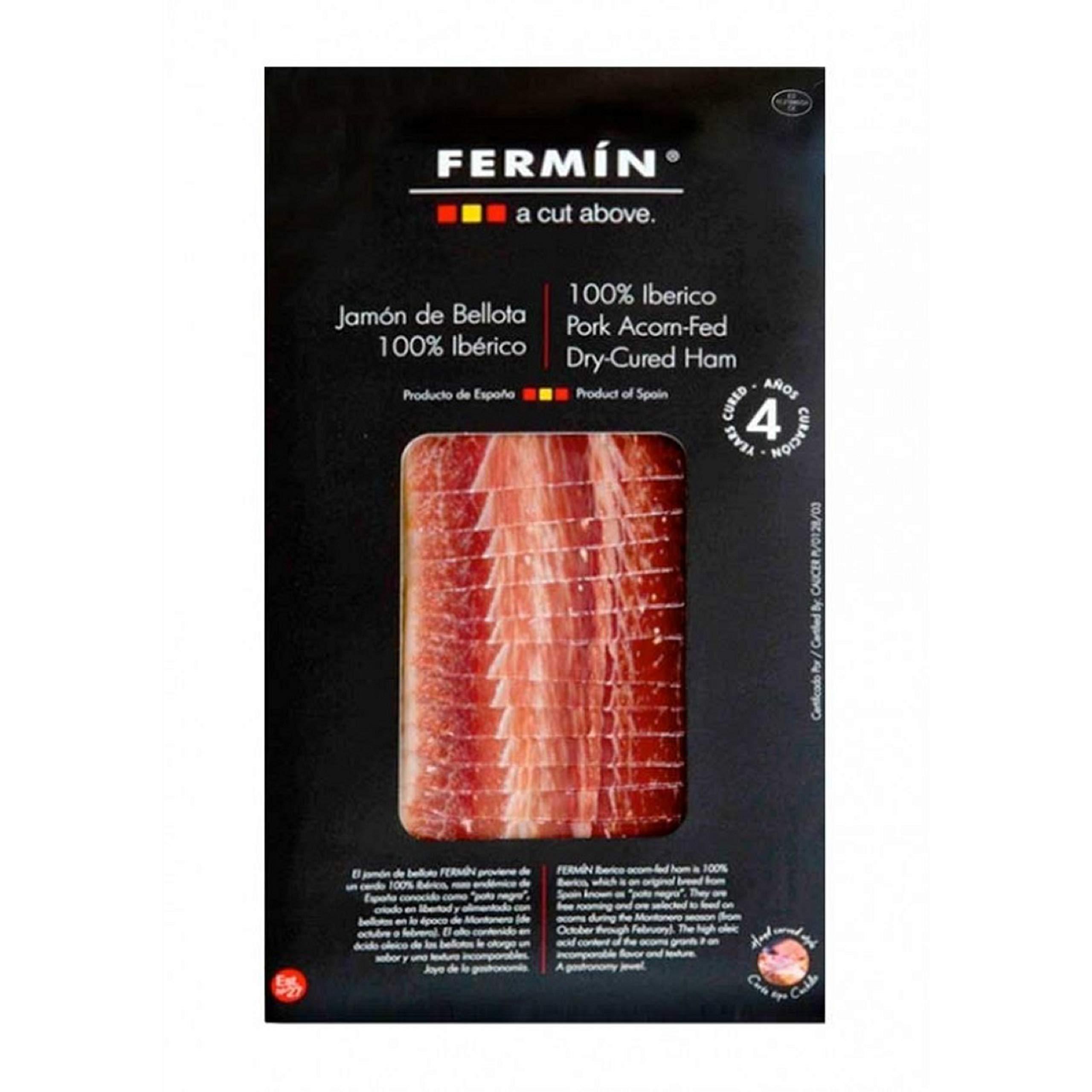 100% Pure Iberico de Bellota Acorn Fed Chorizo 6 oz ...