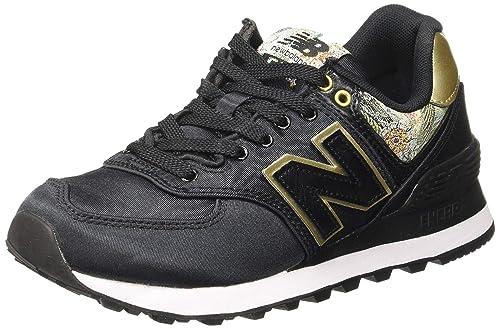 new balance 574v2 mujer negro