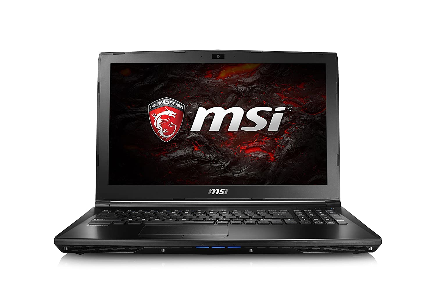 MSI GL62 7RD-859IT Notebook, Display da 15.6, i5-7300HQ, 8 GB, Nvidia GTX 1050