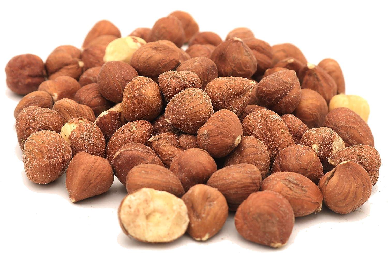 Oregon Farm Fresh Snacks - Hand Roasted and Salted Oregon Hazelnuts (16 oz)