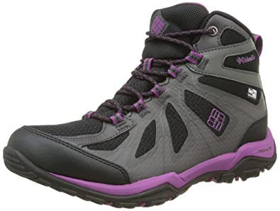 Columbia Peakfreak XCRSN II EXCEL Low Hiker(Women's) -Graphite/Intense Violet Official CWQ6TDGgl