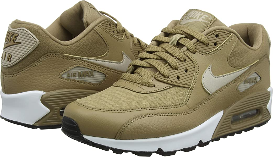 67a83eedde9ea3 Nike Damen Air Max 90 Fitnessschuhe