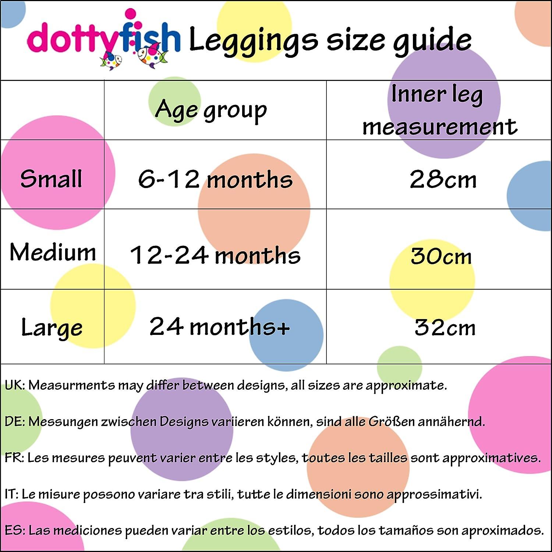 12-24 mois et 24+ mois Dotty Fish Jambi/ères en laine 3 pi/èces pour gar/çons et filles Tailles 6-12 mois