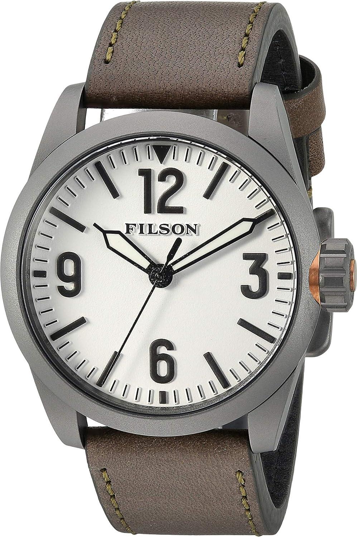 Filson Unisex Filson Field Watch 41mm