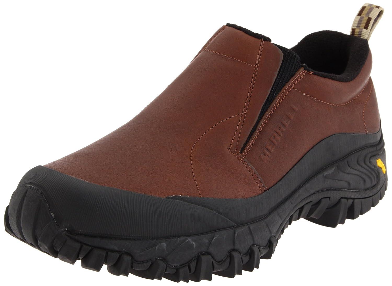18203e2b40 Amazon.com | Merrell Men's Shiver Moc Slip-On Shoe | Loafers & Slip-Ons