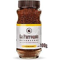 Café de La Parroquia de Veracruz Café Puro Soluble, 100 g