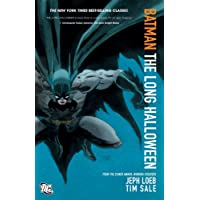 Batman: The Long Halloween by Jeph Loeb - Paperback