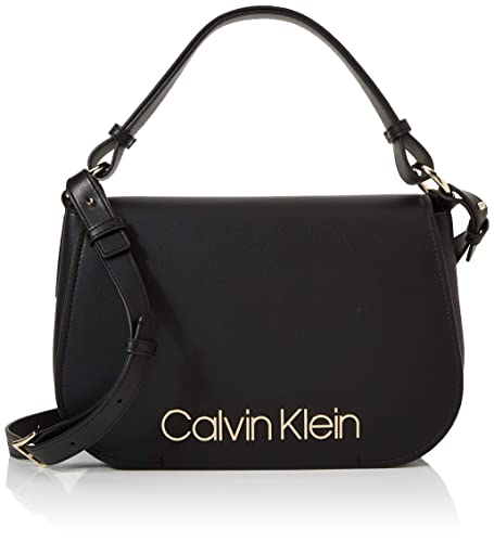 Calvin klein dressed up xbody borse a secchiello donna amazon shoes neri a tracolla