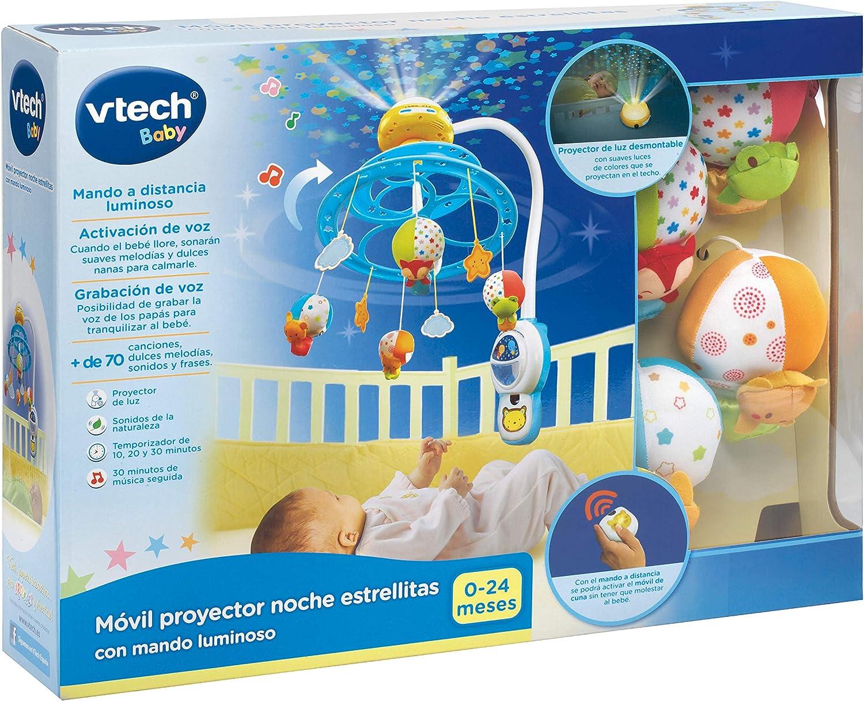 VTech Baby 3480-181022 Noche Estrellitas - Proyector móvil para ...