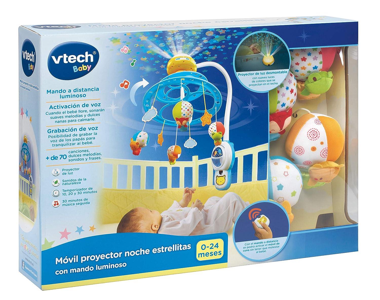 Amazon.com: VTech Baby - Proyector de estrella móvil: Toys ...