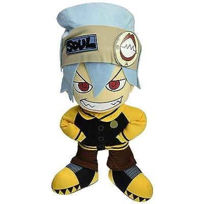 "Great Eastern Entertainment Soul Eater Soul 17"" Plush: Toys & Games"