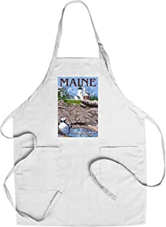 product image for Maine - The Way Life Should Be (Cotton/Polyester Chef's Apron)
