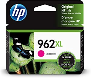 HP 962XL | Ink Cartridge | Magenta | 3JA01AN