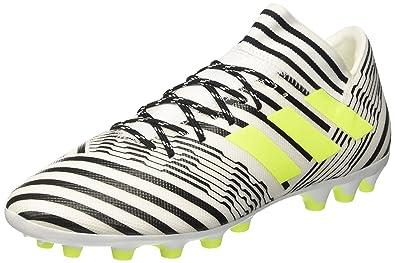 adidas Nemeziz Tango 17.3 in, Chaussures de Football Homme, Multicolore (Legend Ink/Solar Yellow/Energy Blue), 42 2/3 EU