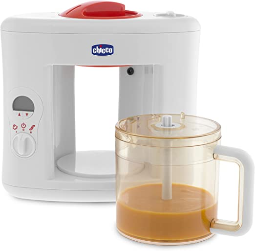 Robot de cocina Chicco Sano Vapor