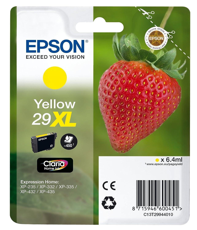Epson Claria Home 29 - Cartucho de tinta estándar de 3,2 ml ...