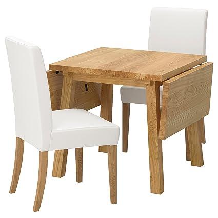 Zigzag Trading Ltd IKEA MOCKELBY/HENRIKSDAL - Mesa y 2 sillas de ...
