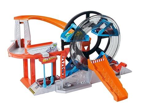 Hot Wheels Turbo Garage Playset (japan import)
