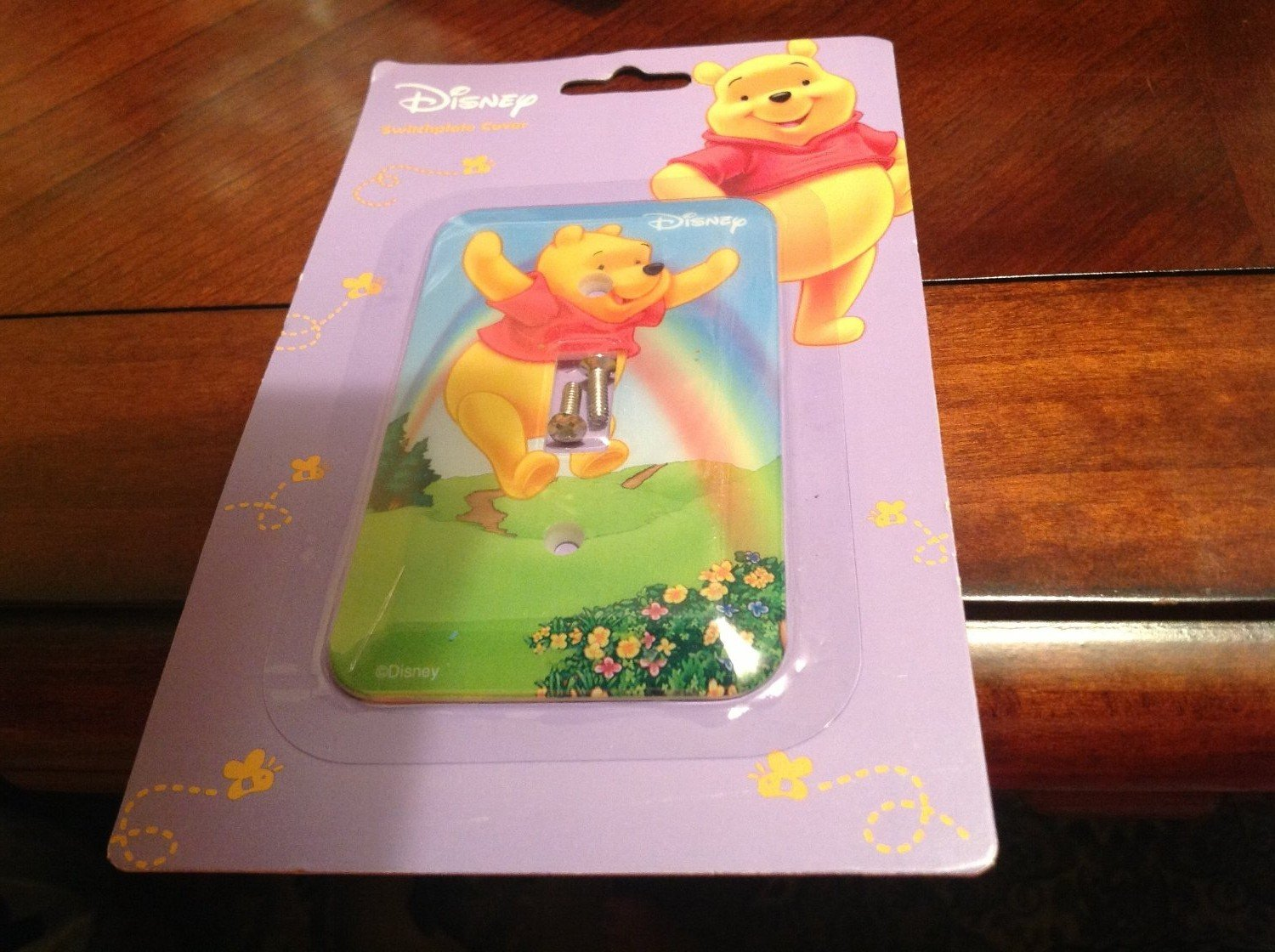 Disney Winnie the Pooh Switchplate Cover - Baby