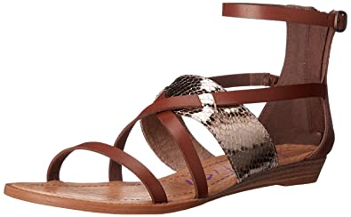 bd7cb569b4db Blowfish Women s Badot Wedge Sandal  Amazon.co.uk  Shoes   Bags