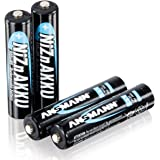 ANSMANN 1321-0001 Nickel Zinc Batterie rechargeable AAA 900mWh conditionnées par 4