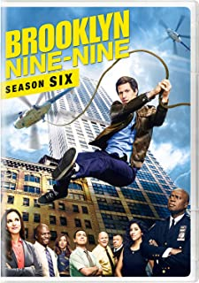 Book Cover: Brooklyn Nine-Nine: Season Six