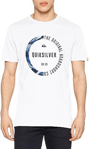 Quiksilver Classic Revenge - Camiseta Hombre: Quiksilver: Amazon.es: Ropa y accesorios