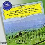 メンデルスゾーン:交響曲第3番「スコットランド」&4番「イタリア」