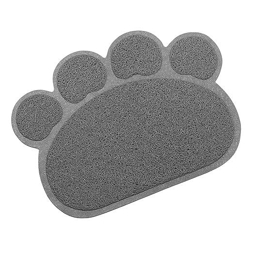 5 opinioni per Tera tappeto piccolo elastico PVC zampa design, materasso da pet tovaglietta