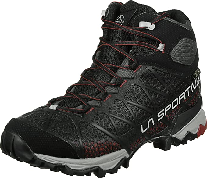 LA SPORTIVA CORE HIGH GTX GORE TEX SURROUND SCARPONE DA PER HIKING UOMO GRIGIO