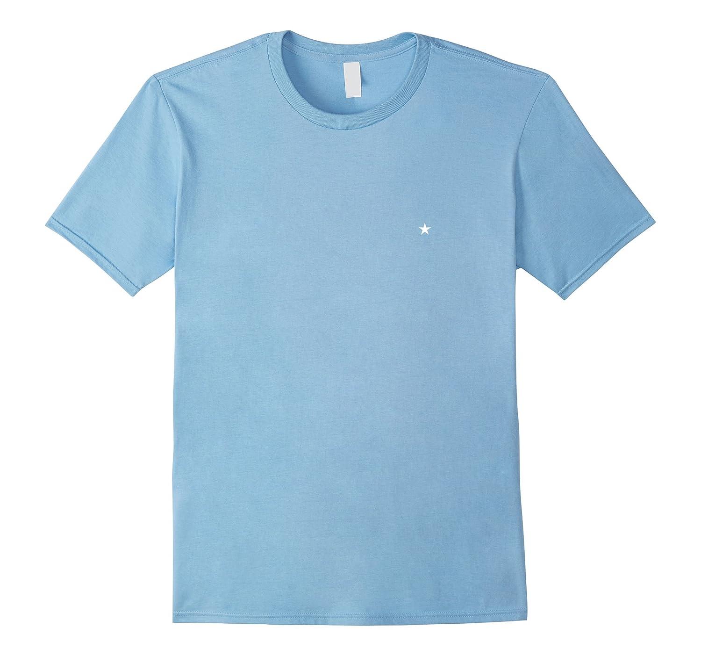 Baby Blue Plain T-Shirt-T-Shirt
