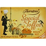 Thorntons Brazil Nut Toffee 500 g
