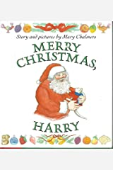 Merry Christmas, Harry Hardcover