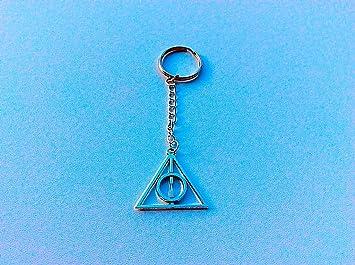 Llavero, diseño de Harry Potter Reliquias de la muerte ...