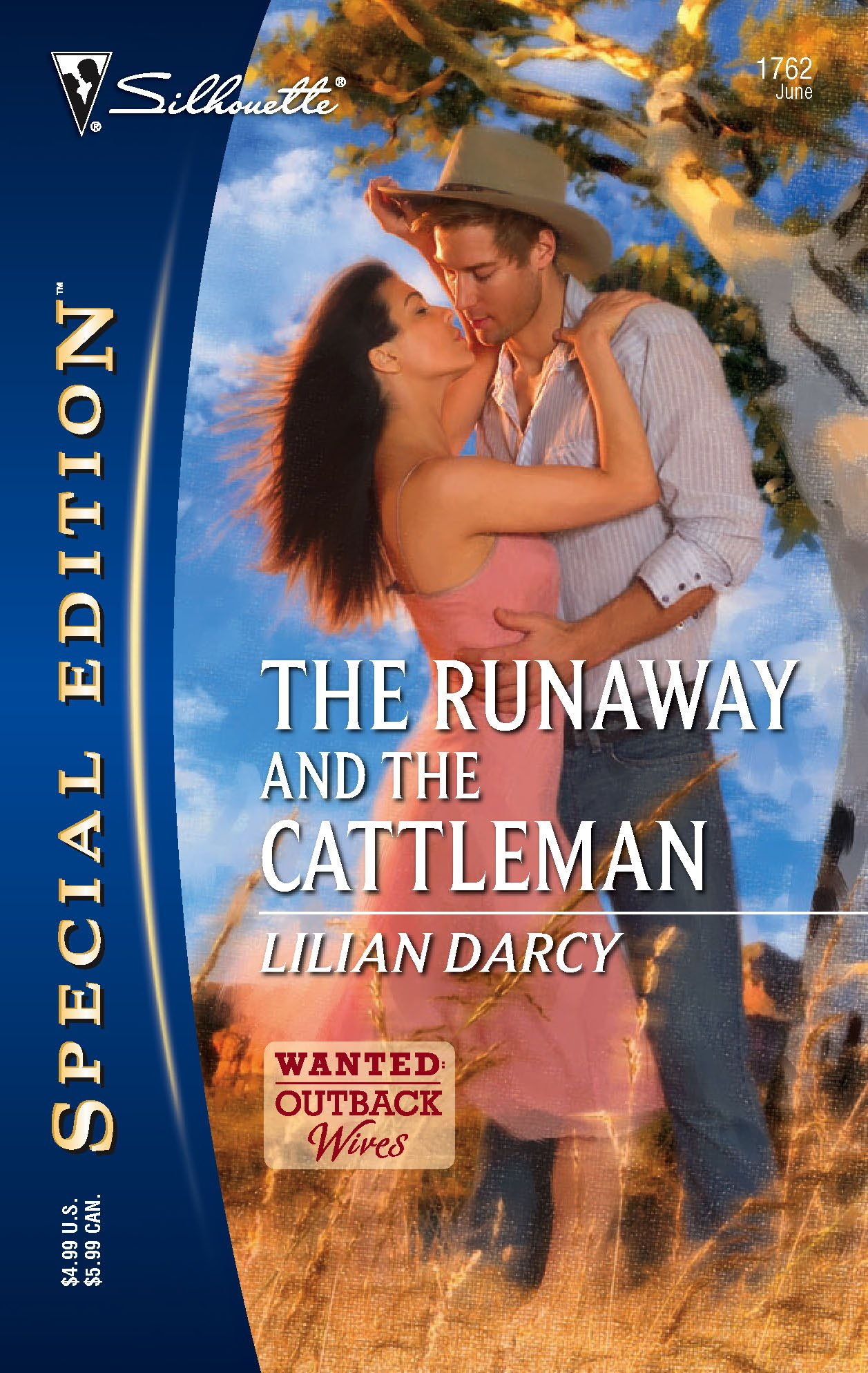 Download The Runaway And The Cattleman (Wanted: Outback Wives) ebook
